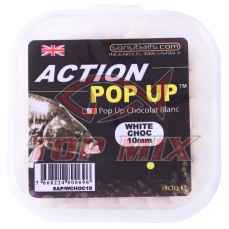Action Pop-Ups 10mm White Chocolate