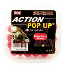 Action Pop-Ups 10mm Strawberry